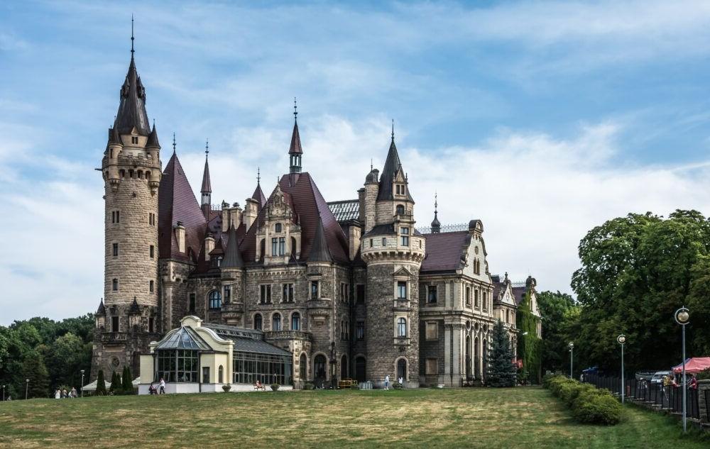 Castillo de Moszna