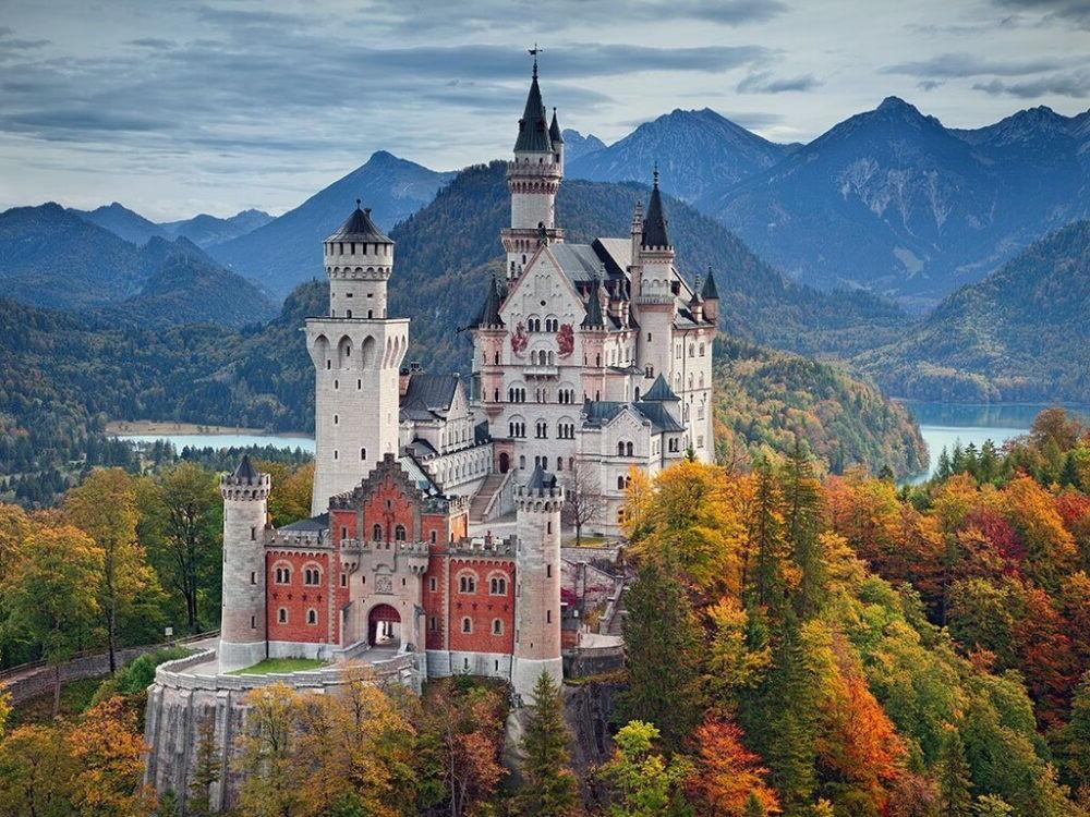 Los 8 castillos más bellos cerca de Munich