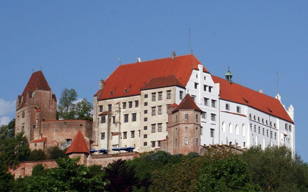 Castillo de Trausnitz