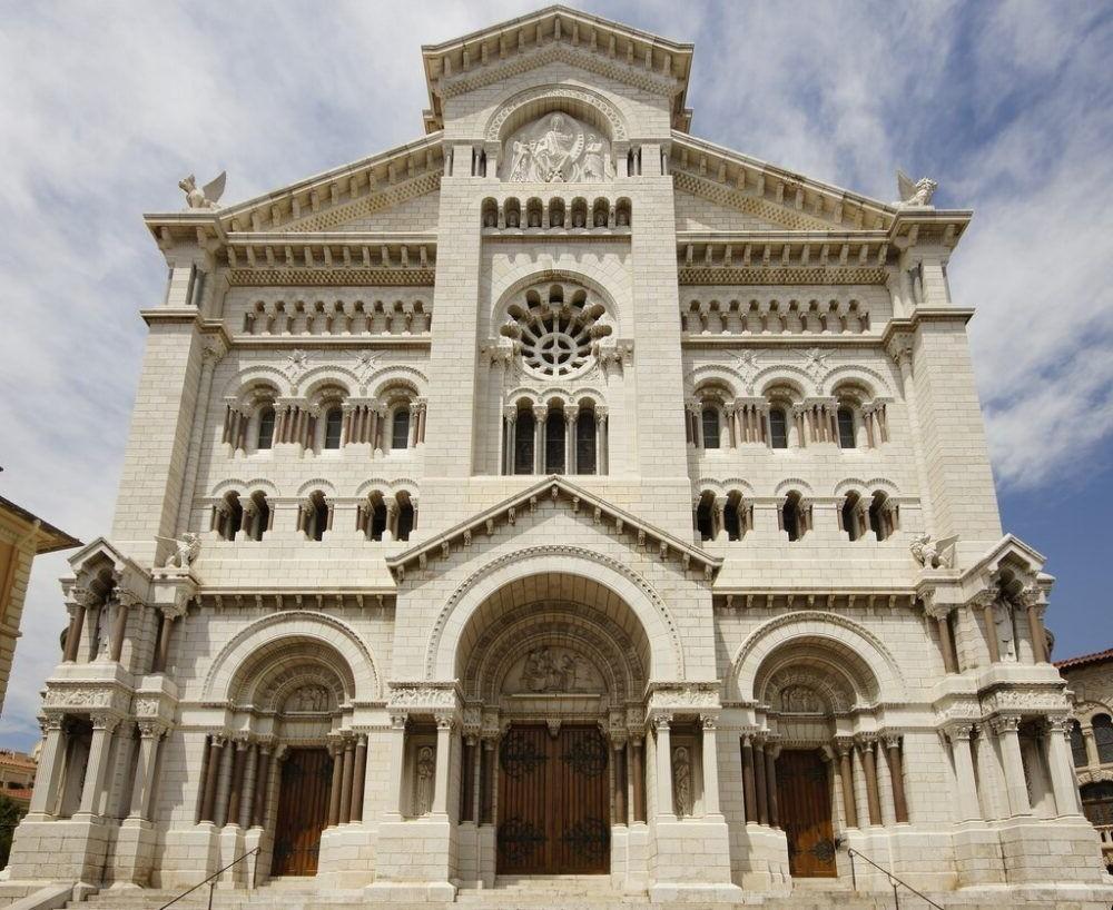 Catedral de San Nicolás de Mónaco