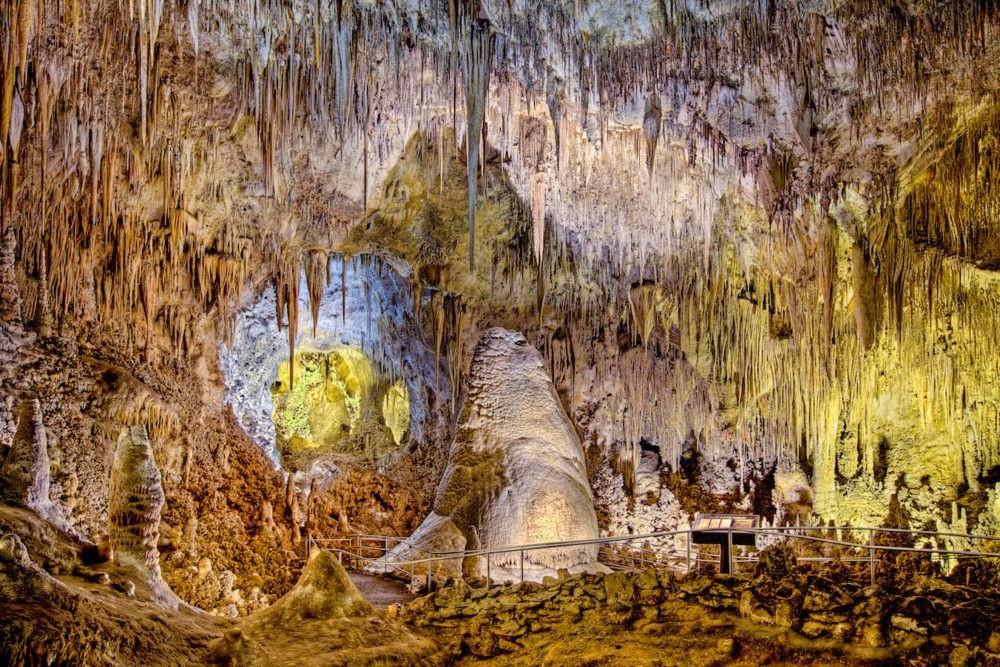 Cavernas de Carlsbad (Nuevo México)