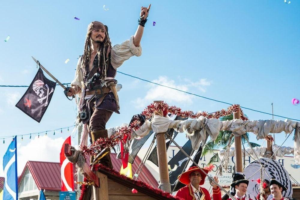 Cayman Islands - Pirates Week Festival