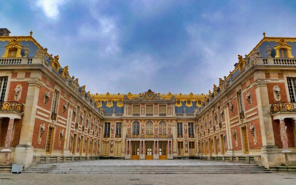 Los 5 palacios más bellos de Francia