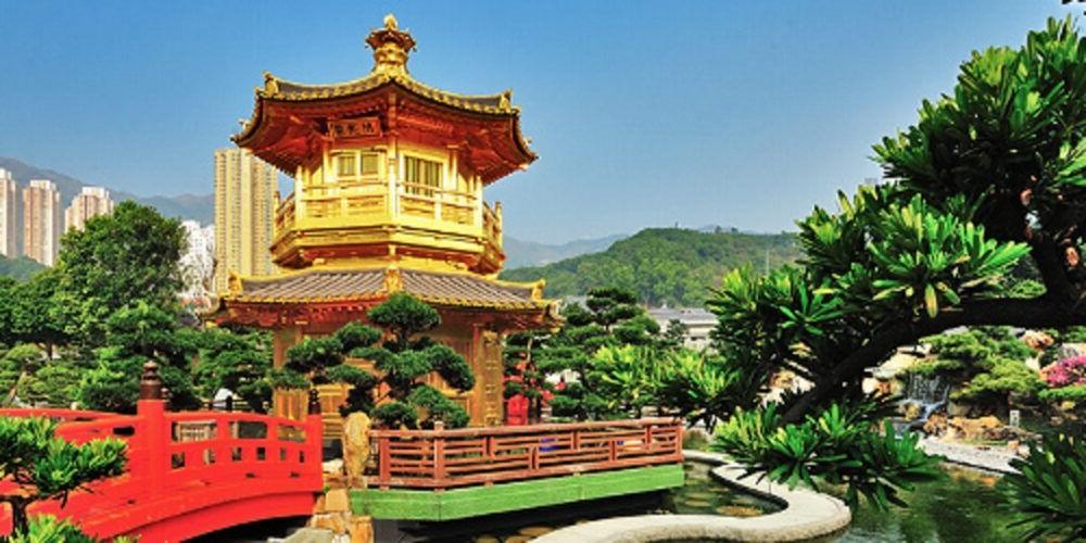Chi Lin Nan Lian Garden