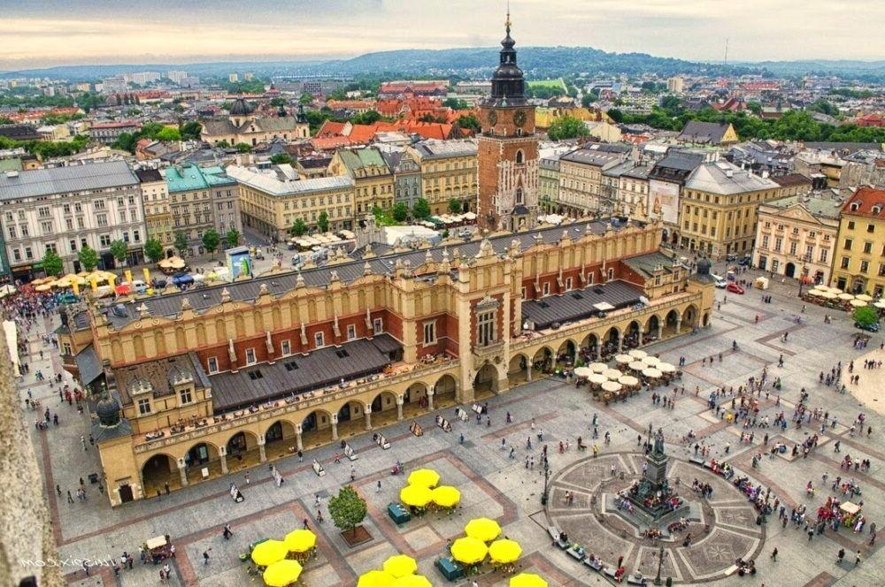 Las 15 mejores ciudades para visitar en Polonia