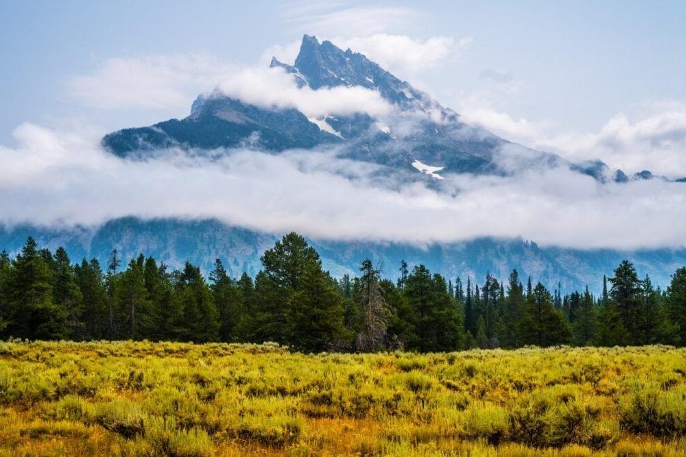 Dónde alojarse en Yellowstone