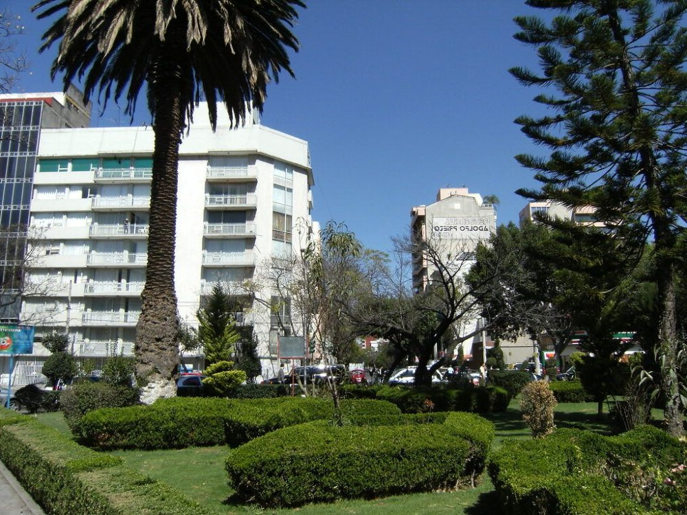 Dónde hospedarse en la Ciudad de México