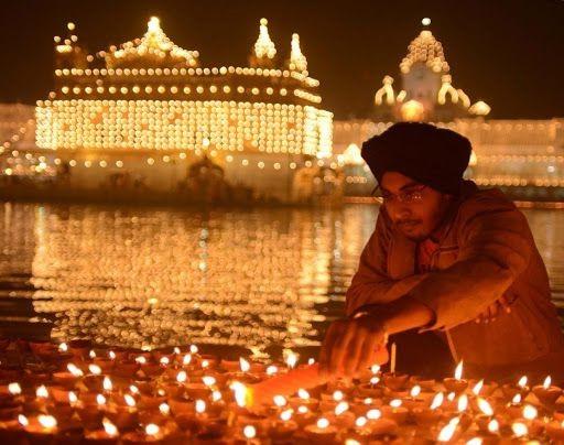 Diwali en India
