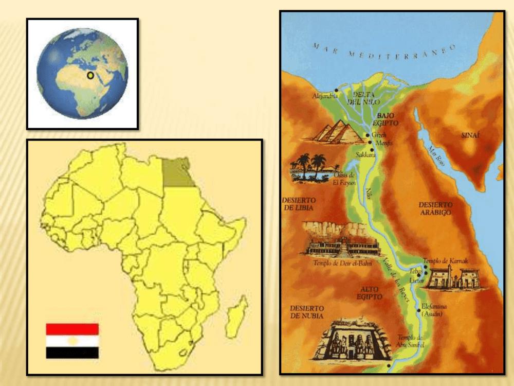 Las 6 regiones más bellas de Egipto