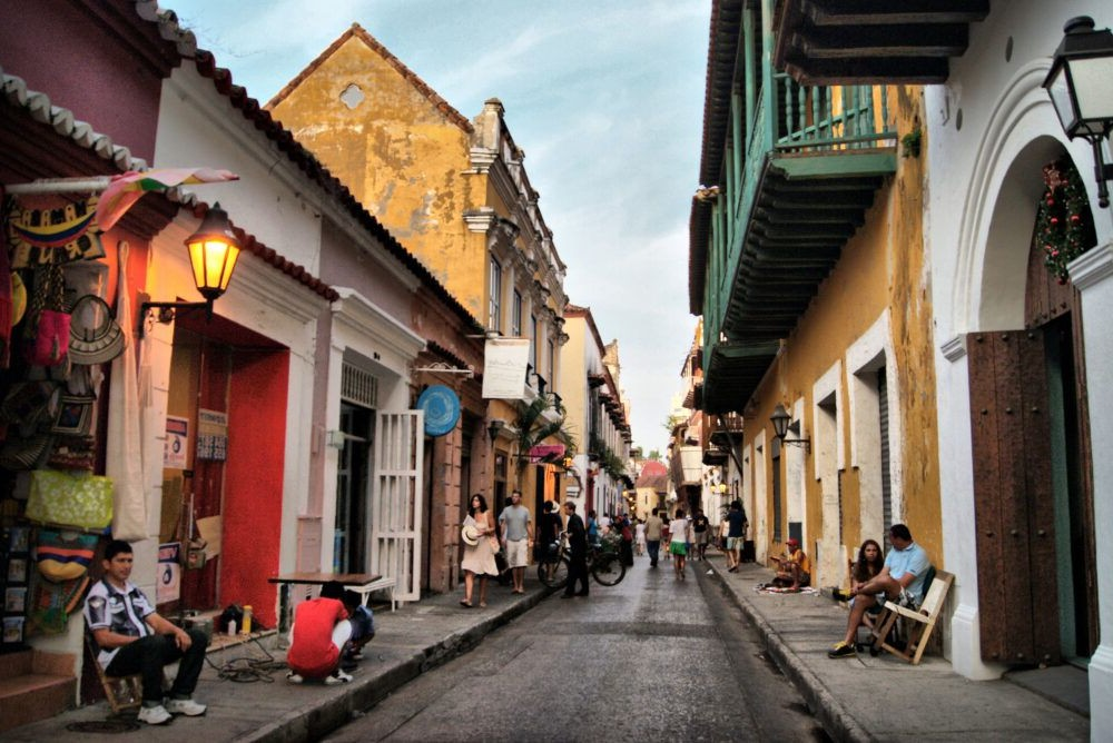 El Casco Antiguo de Cartagena