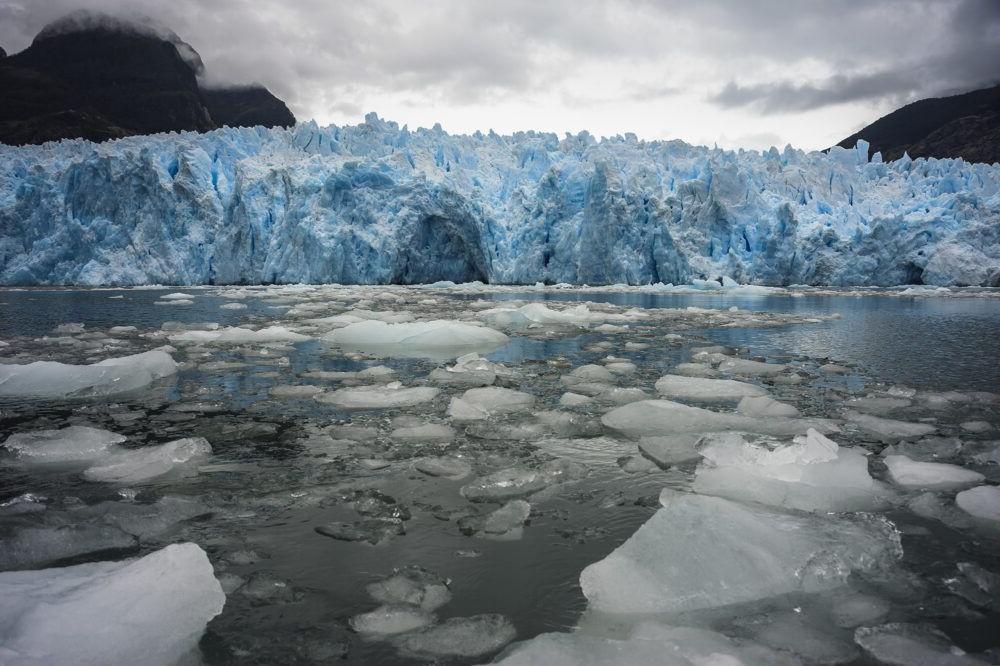 El Glaciar de San Rafael