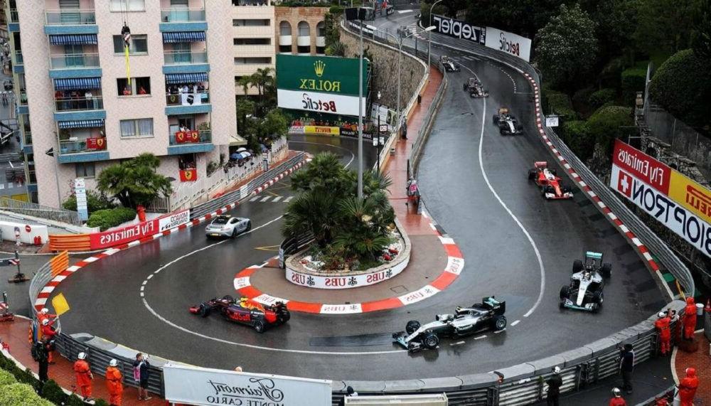 El Gran Premio de Mónaco