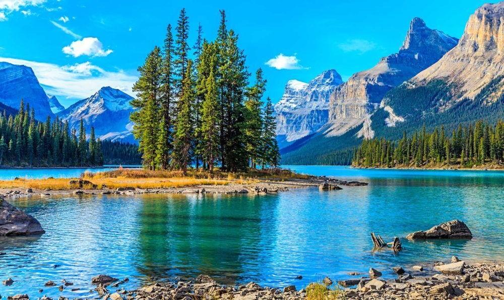 El Parque Nacional de Jasper