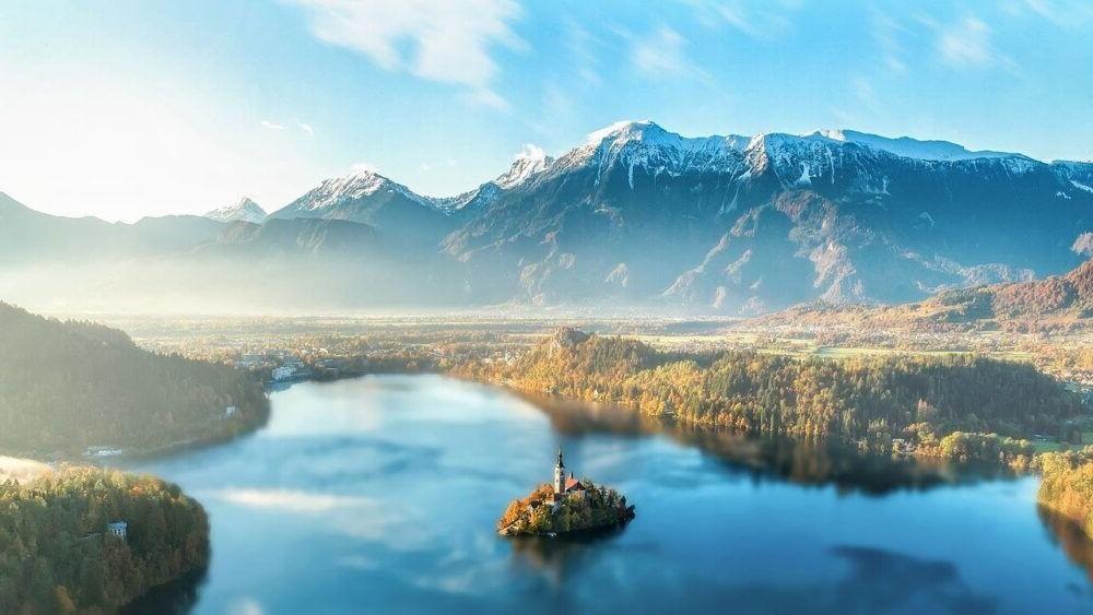 Guía turística de Eslovenia