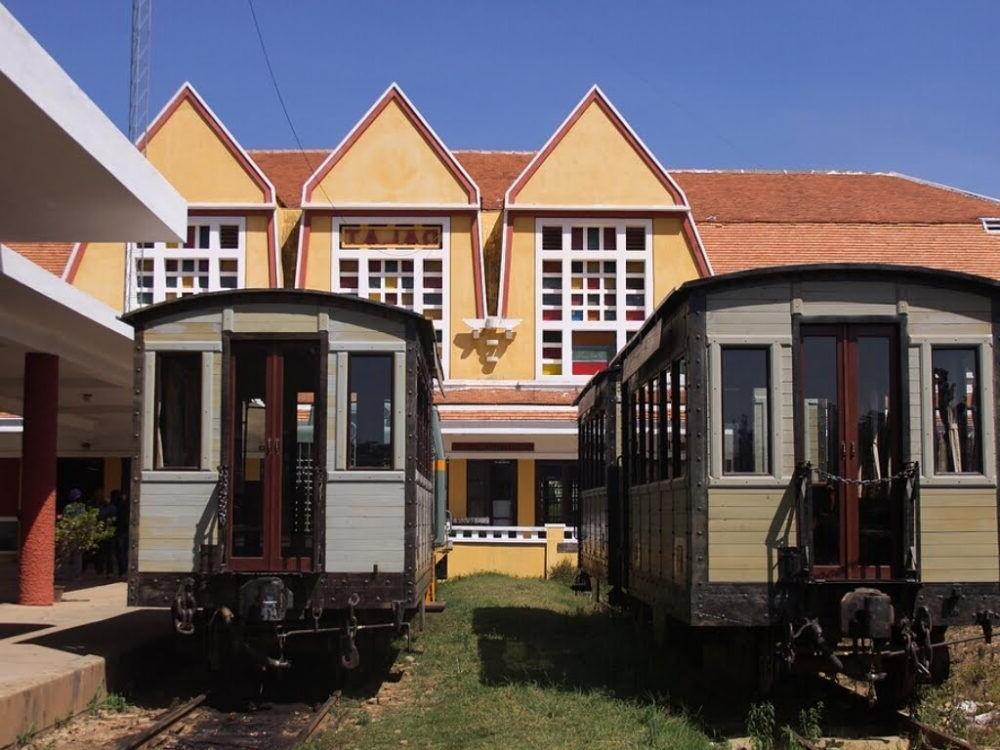 Estación de ferrocarril de Dalat