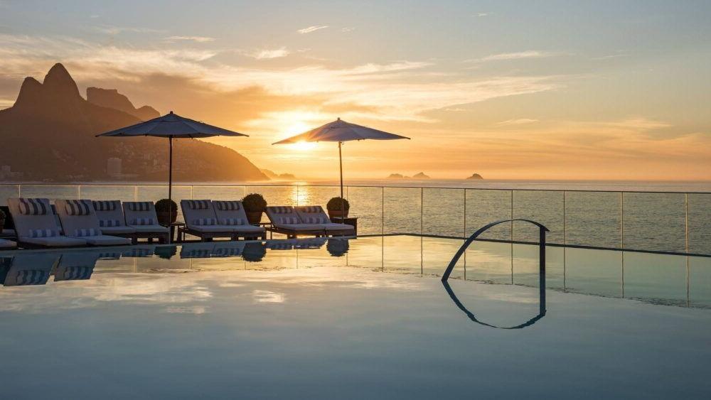 7 Rio de Janeiro Hotels with Amazing Pools