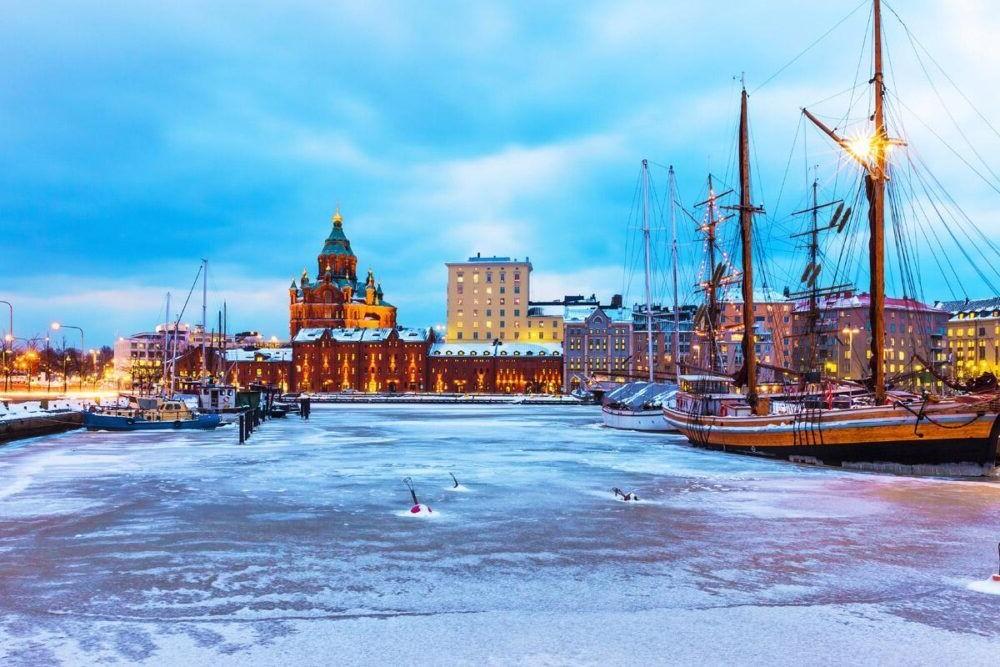 Guía turística de Finlandia