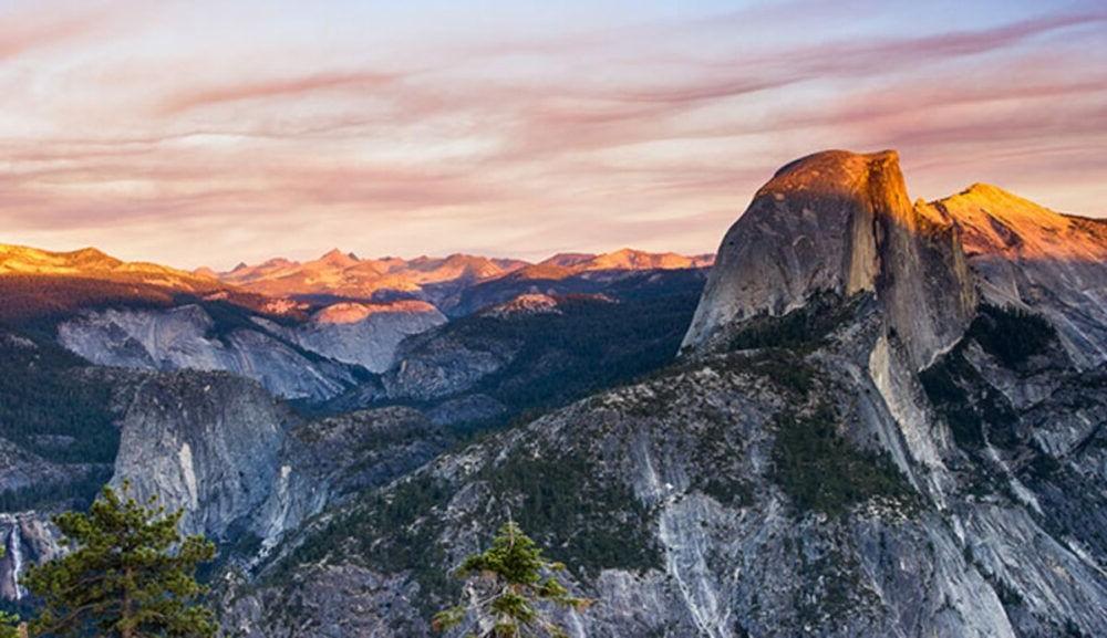 10 atracciones principales en el Parque Nacional de Yosemite
