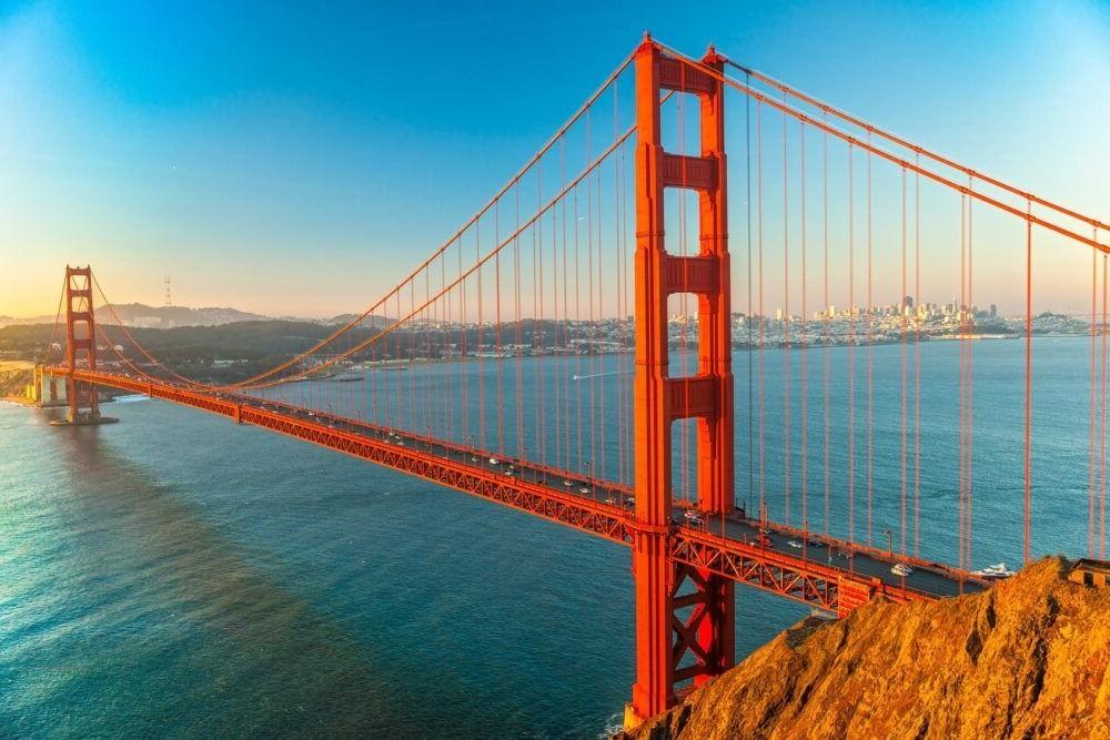 Golden Gate Bridge en San Francisco