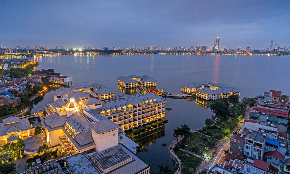 Hanoi's West Lake