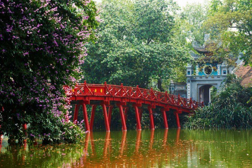 10 atracciones turísticas más importantes de Hanoi 2