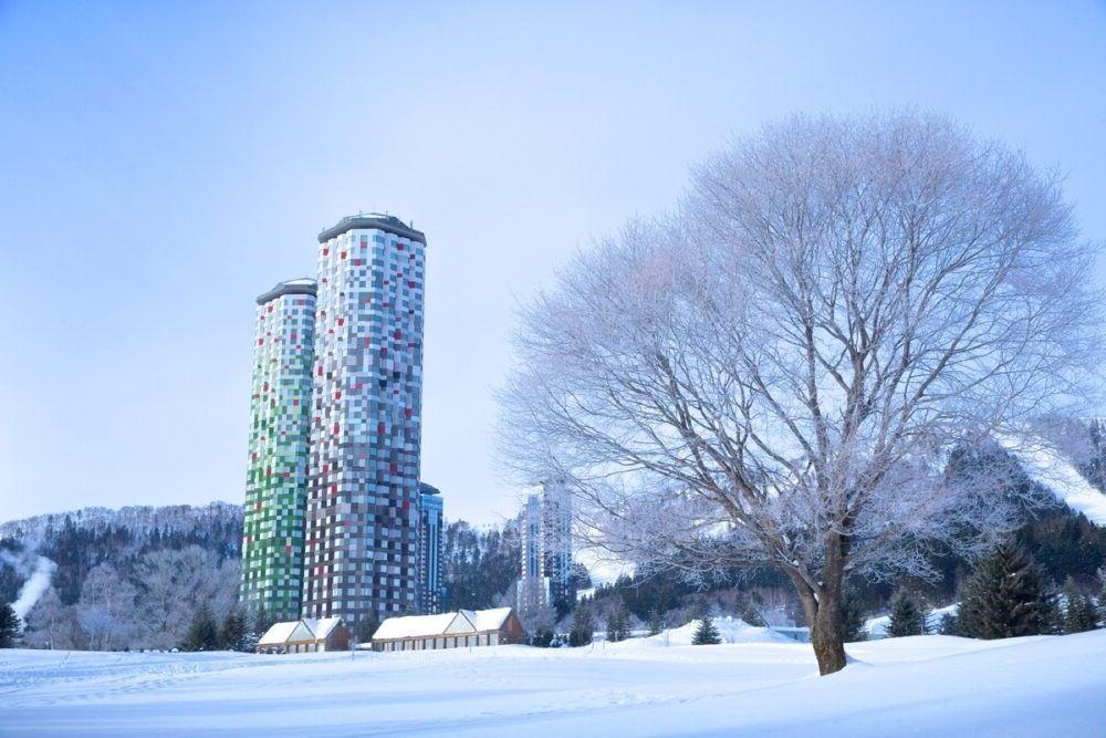Hoshino Resort Tomamu The Tower