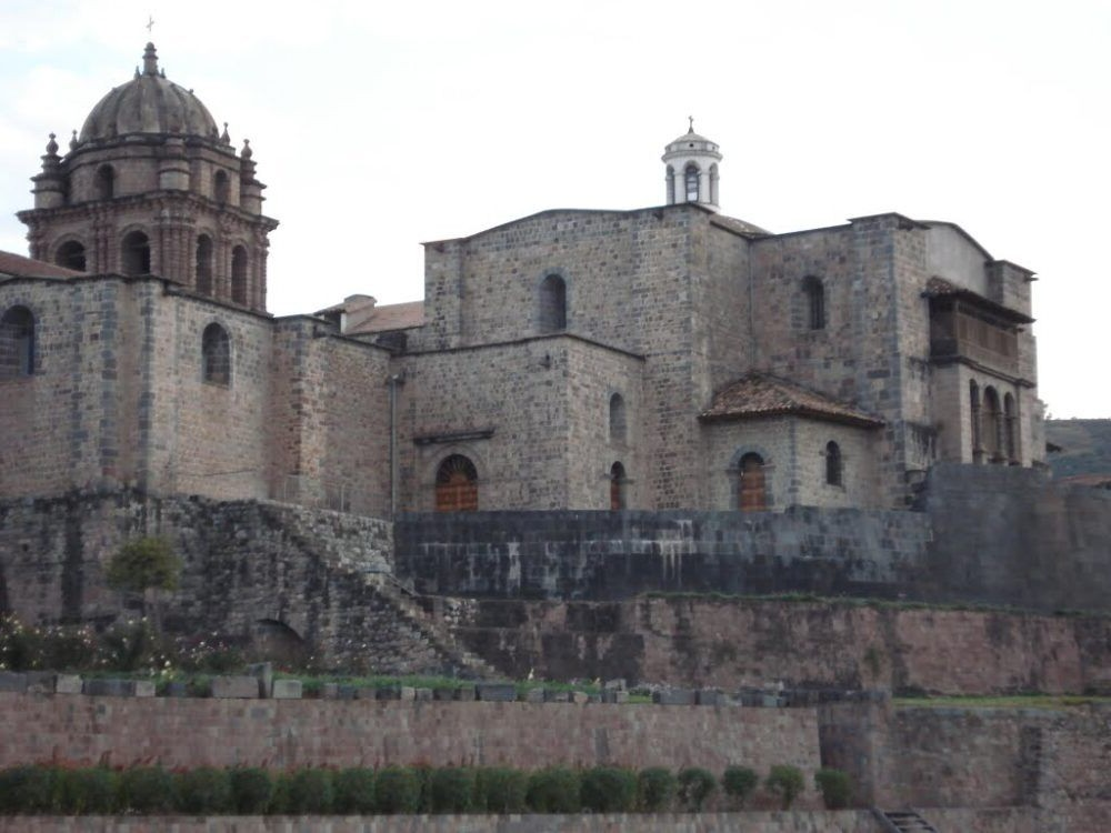 Iglesia Coricancha Santo Domingo