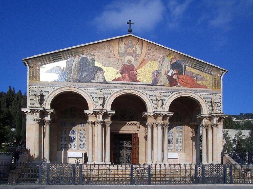 Iglesia de Todas las Naciones
