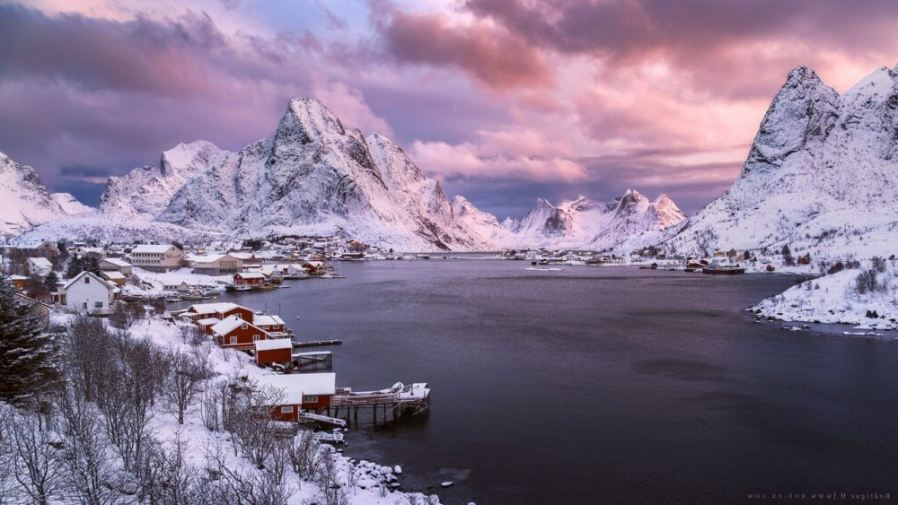 Descubre la belleza de las Islas Lofoten en Noruega