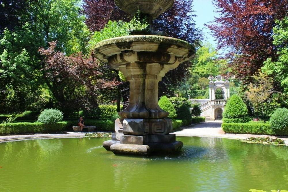 Jardín Botánico coimbra