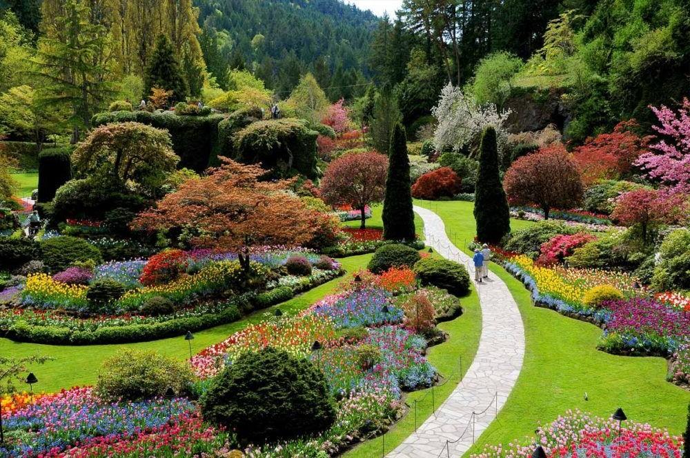 Jardines de Butchart