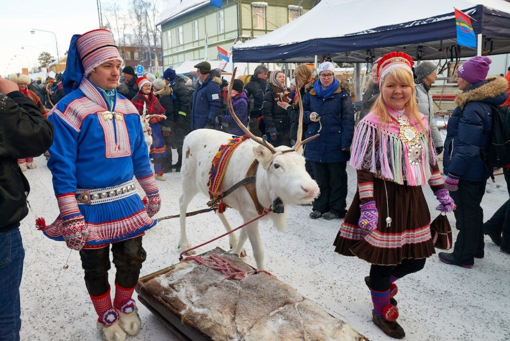 Jokkmokkk Winter Market