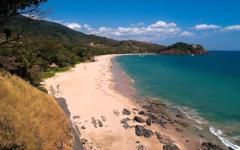 Dónde alojarse en Tailandia