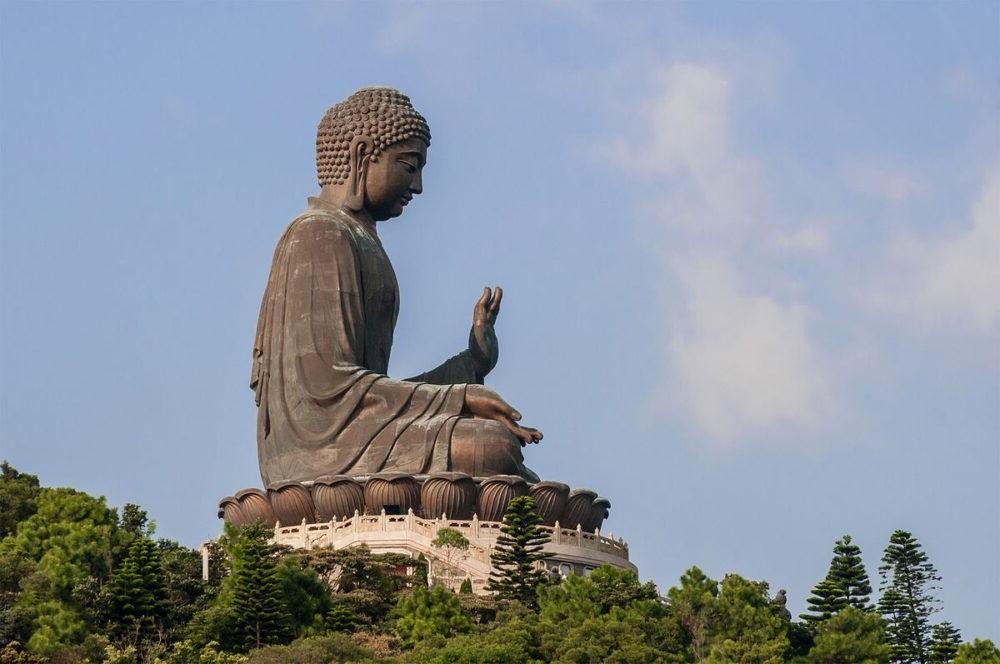 La estatua de Buda de Tian Tan