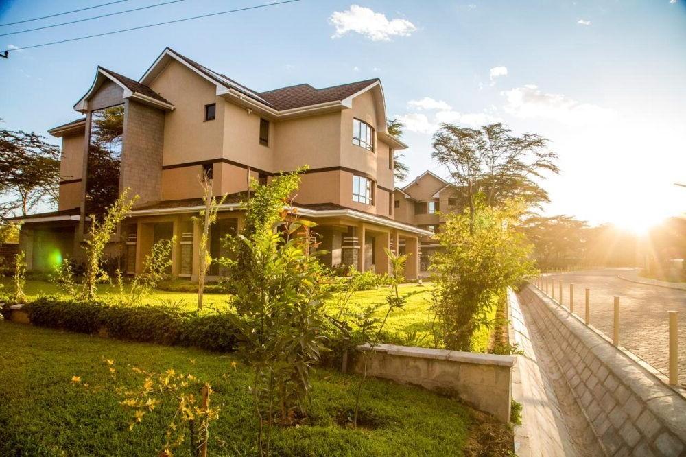 Lago Naivasha Spa Resort
