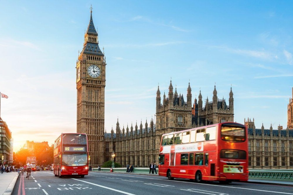 Los 10 mejores lugares para visitar en el Reino Unido