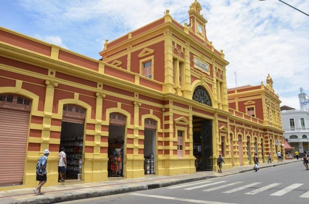Mercado Adolfo Lisboa