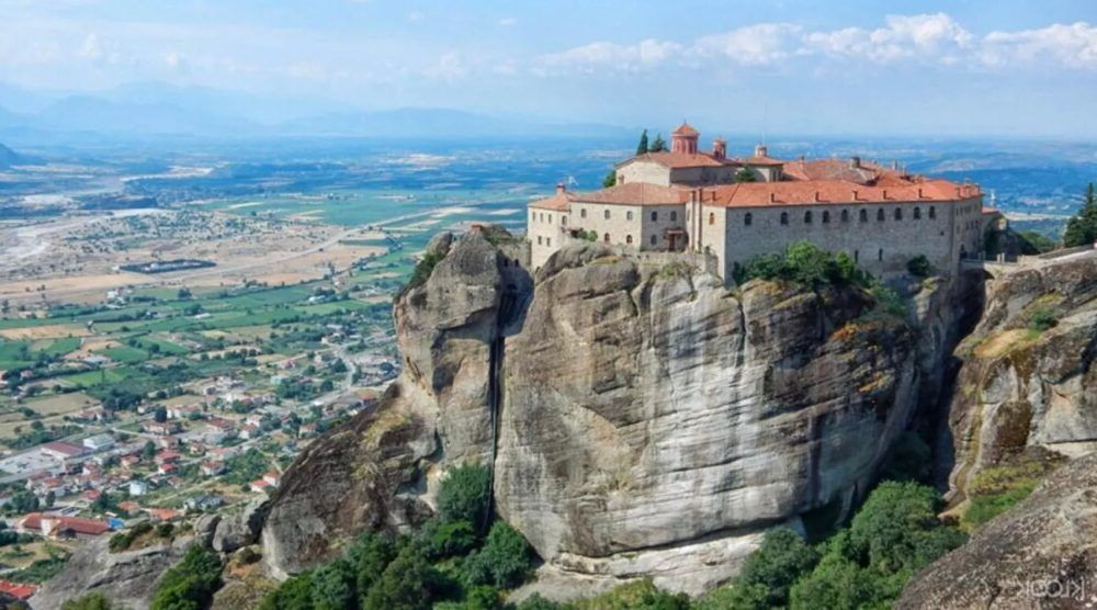 10 asombrosos monasterios cristianos
