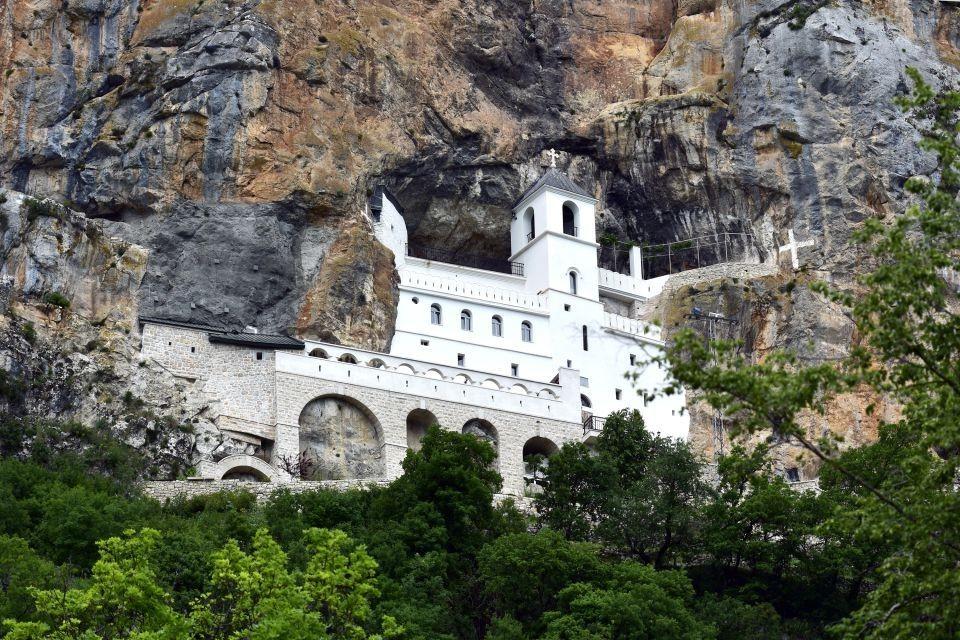 Monasterio de Ostrog