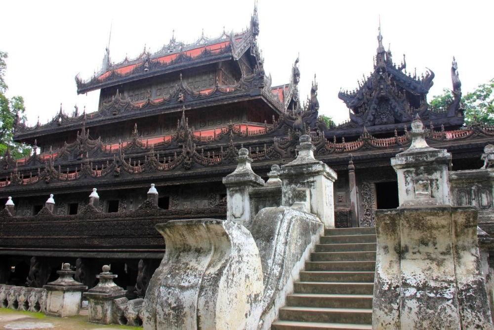Monasterio de Shwenandaw