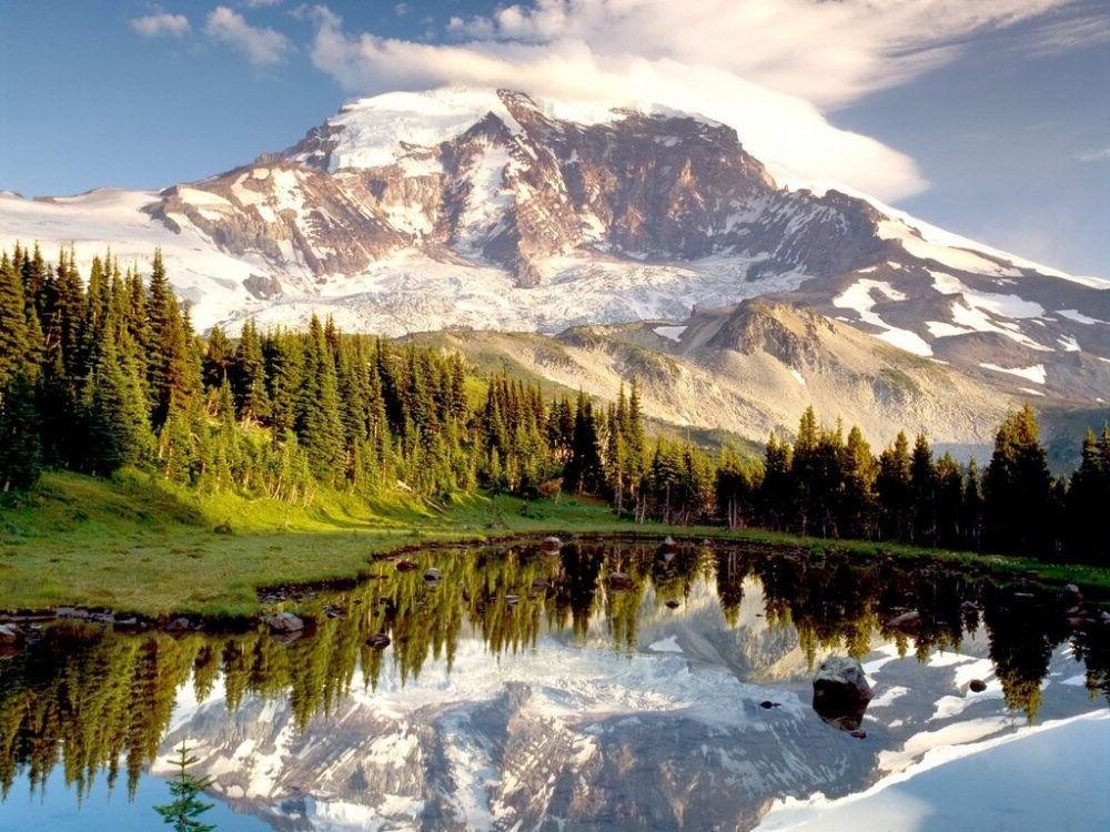 Monte Rainier (Washington)