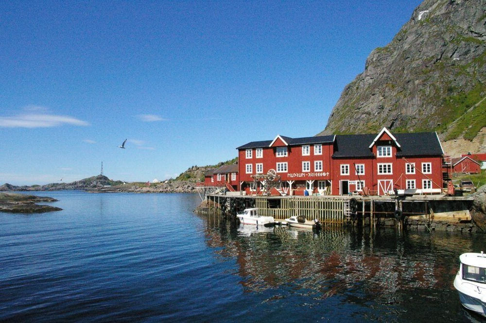 Museo Vikingo de Lofotr
