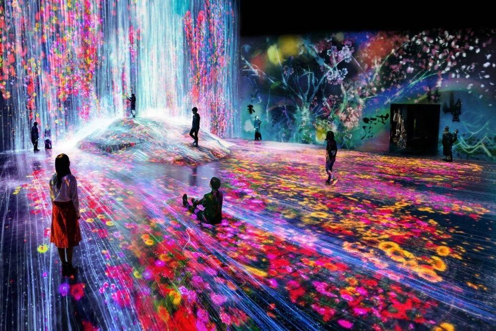 Museo de Arte Mori City View de Tokio