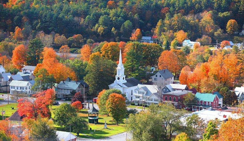 Nueva Inglaterra