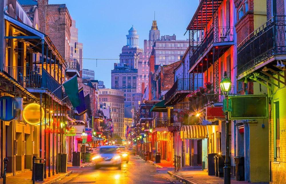 10 Mejores Lugares para Visitar en Louisiana