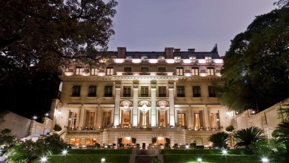 Palacio Duhau, Buenos Aires
