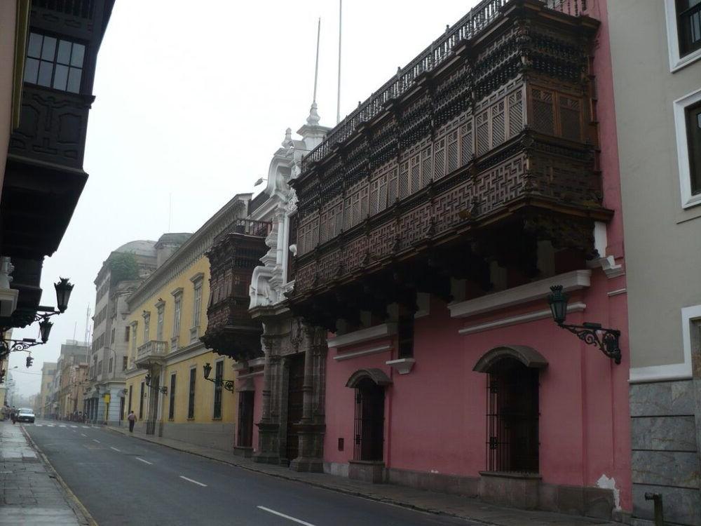 Palacio Torre Tagle