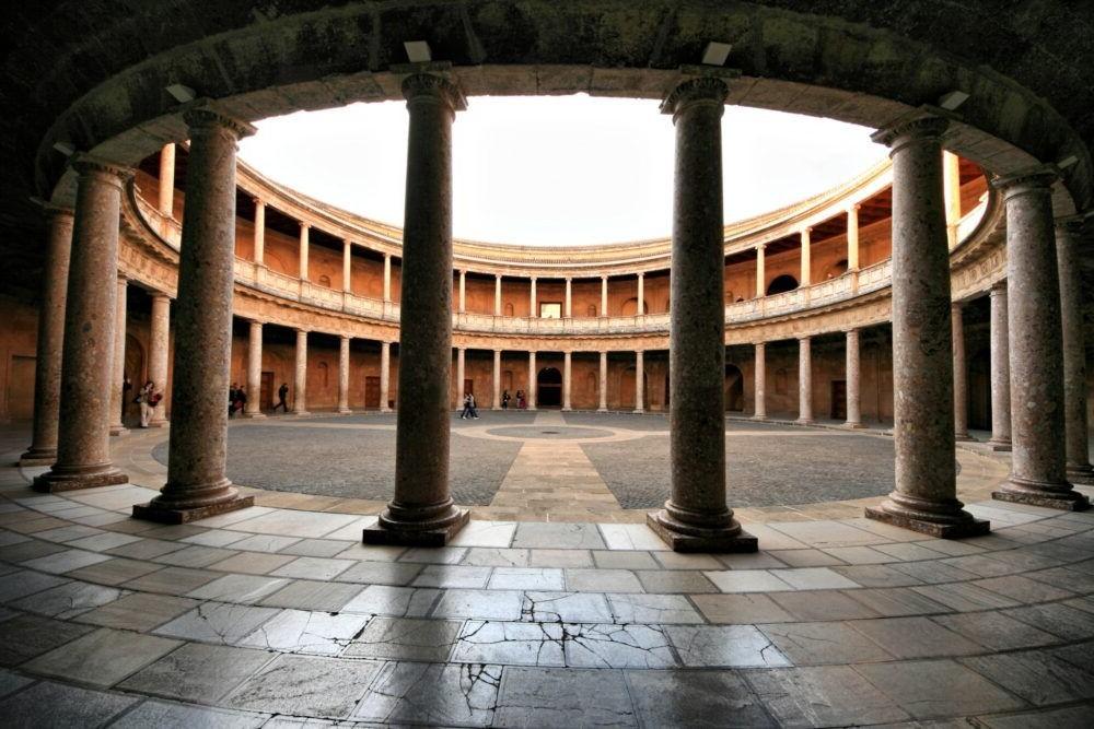 Palacio de Carlos V (dentro de la Alhambra)