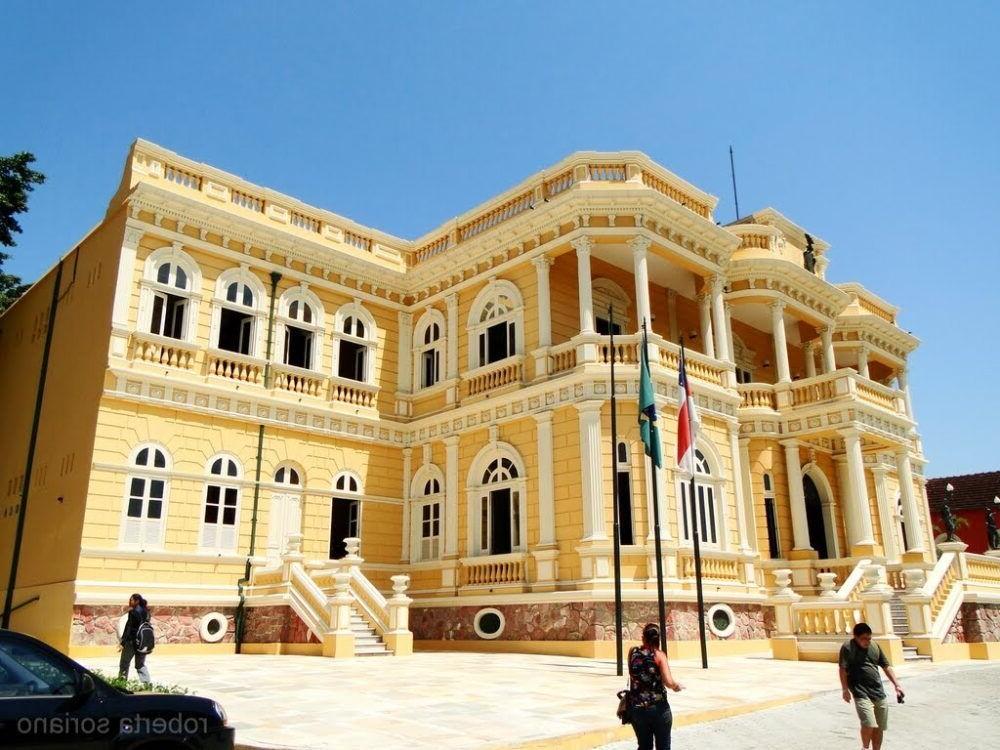 Palacio de Río Negro