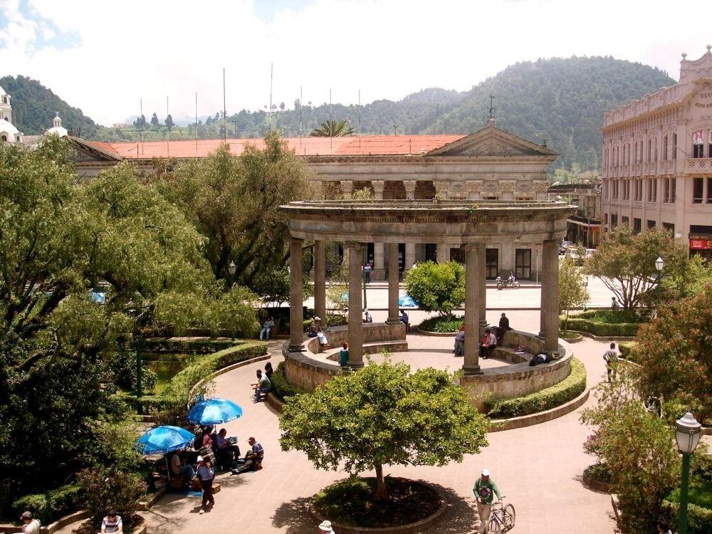 Parque Central Quetzaltenango